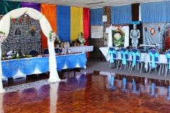 Theme Wedding Function at the Club