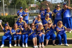 Laverton supporters